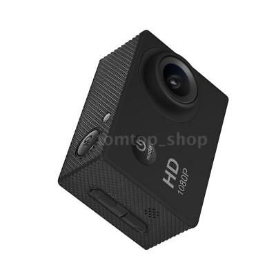 1080P 12MP Action Sports Camera 2inch LCD 140 Degree Lens 30m Waterproof Q2A6