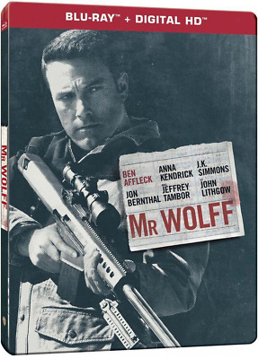 Blu Ray : Mr Wolff - Ed Steelbook - NEUF