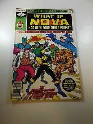 What If #15 VF- condition Huge auction going on now!