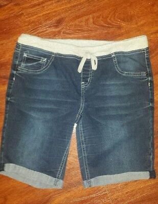 Girls Justice 18 1/2 jean shorts