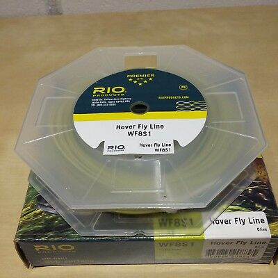 Rio Wf8S1 Hover Fly Line #8 - Brand New In Box
