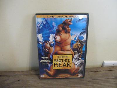 Walt Disney's Brother Bear 2 disc special edition DVD Movie