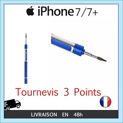 Tournevis Professionnel Metal Pro Triwing Outil Iphone 7 7 Plus 0.6 Apple Watch