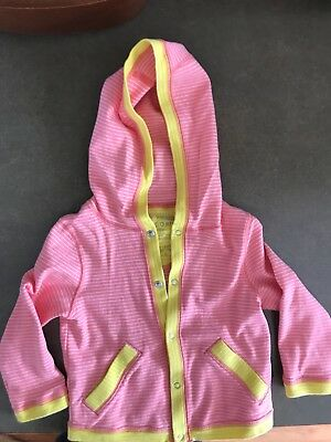 Patagonia baby,toddler organic cotton hoodie 12-18 months. Excellent condition!