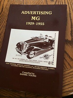 MG Advertising Book