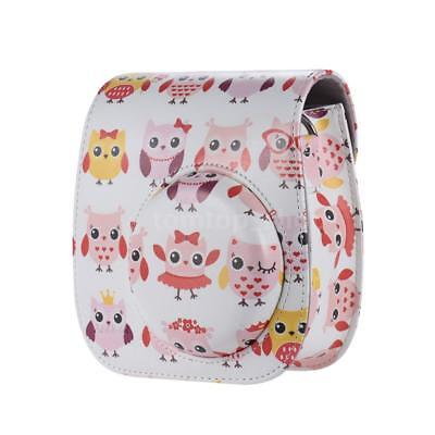 Andoer PU Protective Camera Case Bag Pouch Protector for Fujifilm Instax Y5N4