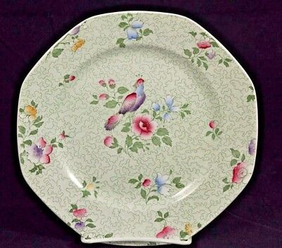 Antique Lunch Plates Wessex by Winkle F 8580 England Dinnerware Collectible 4
