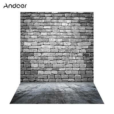 Andoer 1.5*2m Big Photography Background Backdrop Classic Fashion Wood A9T2