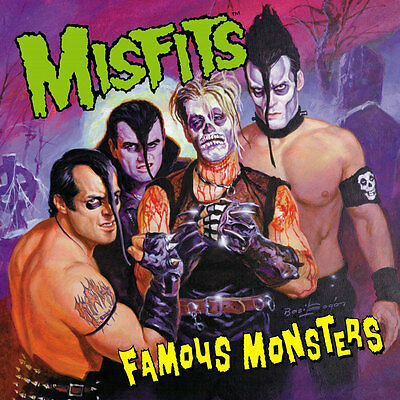 patch printed /Iron on patch, Back patch, trellis The Misfits, E