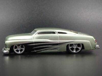 1951 Mercury Coupe Rare 1:64 Limited Collectible Diorama Diecast Model Car