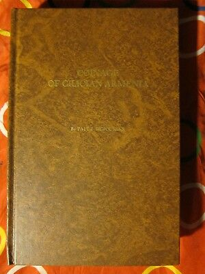 Coinage Of Cilician Armenia Hardcover Revised ed 1972 Paul Bedoukian Fine
