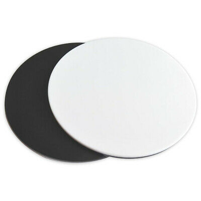 Different Diameter Plate Working Stage White Black Board for Stereo Microscope