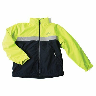 Horseware Kids Neon Corrib Jacket Riding - Fluorescent All Sizes