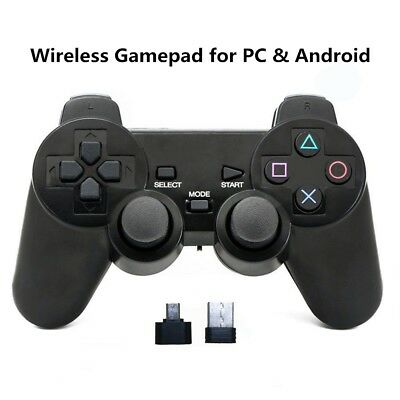Controlador inalámbrico 2.4 GHz Gamepad Joystick Gamepad para PC and Android ES