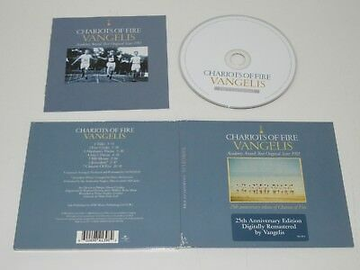 CHARIOTS OF FIRE /Soundtrack/VANGELIS (Universal 8413982) Cd Álbum Digipak
