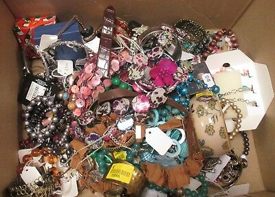 3kg Job Lot Of Assorted Costume Jewellery