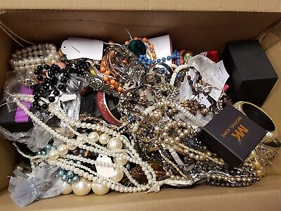 6kg Job Lot Of Assorted Costume Jewellery