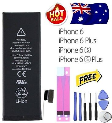 NEW Original iPhone Battery Replacement for Apple iPhone 6 6S Plus + TOOLS