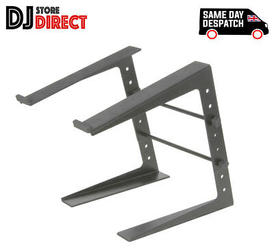 Citronic Compact Laptop Desktop Stand For DJ's Home Studio CLS01 FREE P&P