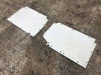 Land Rover Defender 300Tdi Td5 R380 Front Floor Pans - Other Colours Available