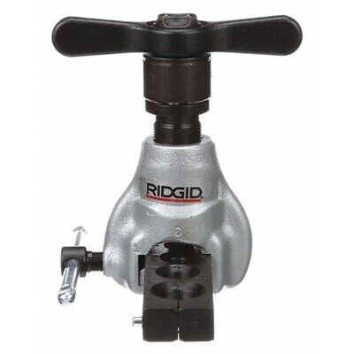 Ridgid 83037 Ratchet Deluxe Flaring Tool | For Steel Copper Brass(Tube Expander)