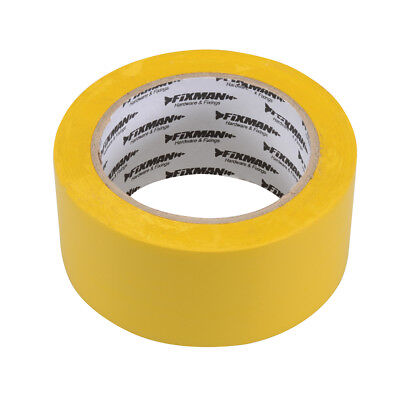 Fixman Insulation Tape 50mm x 33m Yellow | 192031
