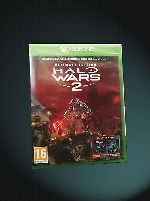 Halo Wars 2: Ultimate Edition  Xbox One Brand New Sealed !!!