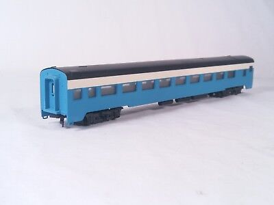 HO Scale AHM Rivarossi Pullman Passenger Car 1930 85' Coach 6654-02 Undecorated
