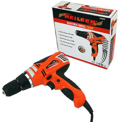 280W 10Mm Electric Drill Electric Driver Screwdriver