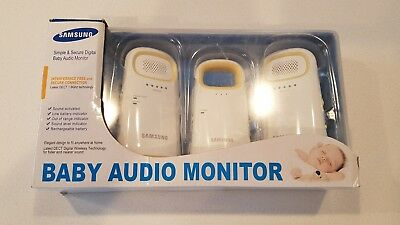 Samsung Wireless Baby Audio Monitor (SEW 2002W) Excellent Used Condition