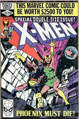 Uncanny X-Men #137 - VF+ - The Death Of Phoenix