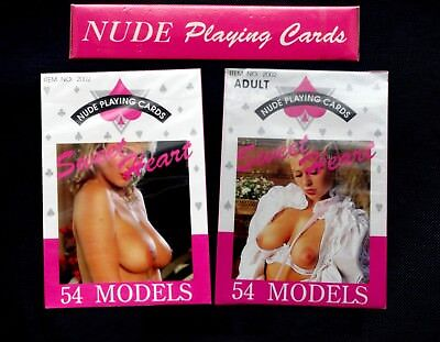 Spielkarten Playing Cards Pin-Up Erotic Sexy Erotik