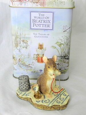 Border Fine Arts ~ Beatrix Potter ~ The Tailor Of Gloucester ~ A0624