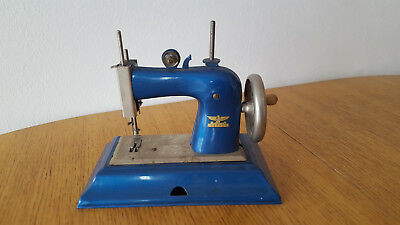 Casige Kinder Nähmaschine Made In Germany British Zone
