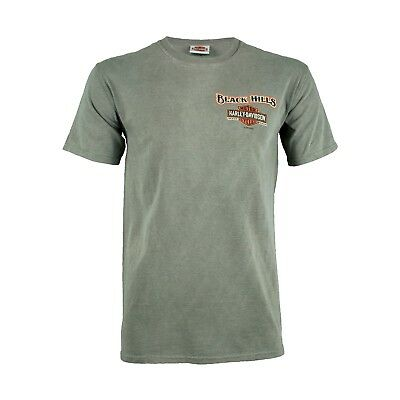 Black Hills Harley-Davidson® Men's Retro Short Sleeve T-Shirt