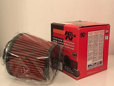 Universal K&N Cold Air Filter Intake Induction Kit Lifetime Warranty Brand New