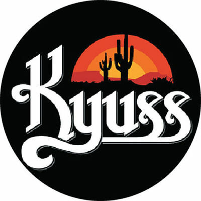patch printed /Iron on patch, Back patch, Trellis Kyuss, B
