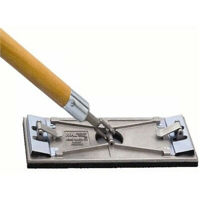 Wal-Board Tools 3-1/4 In. X 9-1/4 In. Tuff-Lock Pole Sander Drywall Sanding New