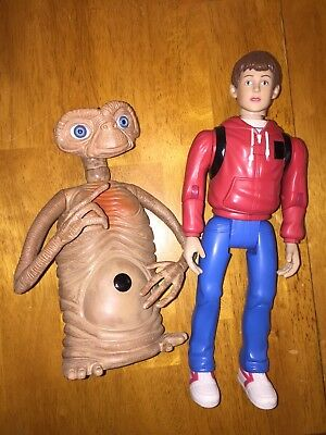 ET The Extra Terrestrial Talking Interactive ET Elliot Rare