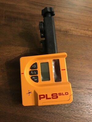 PLS SLD laser detector, *(6) Available* Each sold seperately
