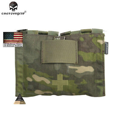 EMERSON First Aid Kit Molle Medical Pouch LBT9022 Seal Blowout Military Airsoft