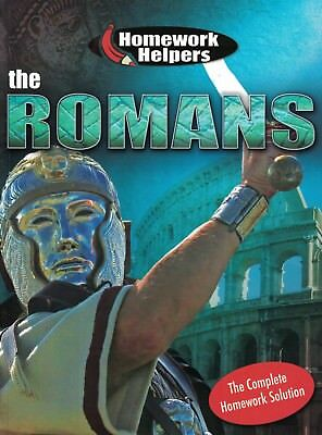 Children's History Learning Book: Homework Helpers: The Romans: Age 9+ Yrs