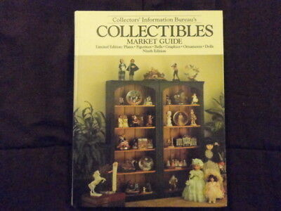 CIB: COLLECTIBLES MARKET GUIDE by Carnevale/Jones1992 CIB, Illustrated HC