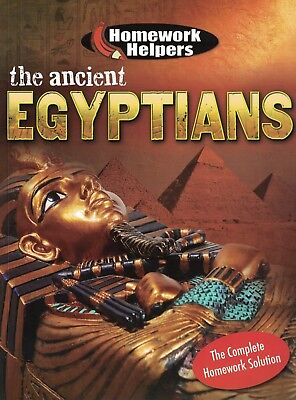 Children's History Learning Book: Homework Helpers: The Egyptians: Age 9+ Yrs