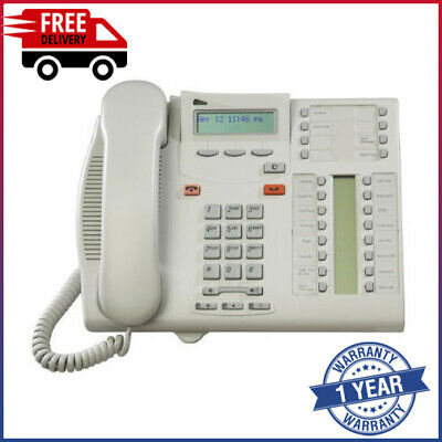 PHONE SYSTEM NORTEL Compact ICS Office w/(5) T7316E plus a