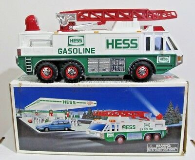 Hess Emergency, Collectible Truck 1996 -  In  Original Box