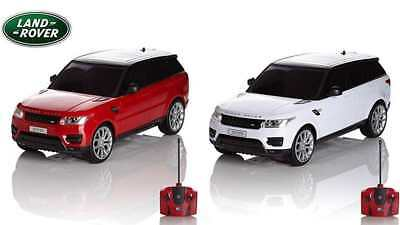 SALE PRICE- New Official Range Rover Boys Kids Remote Control Car Scale 1.24