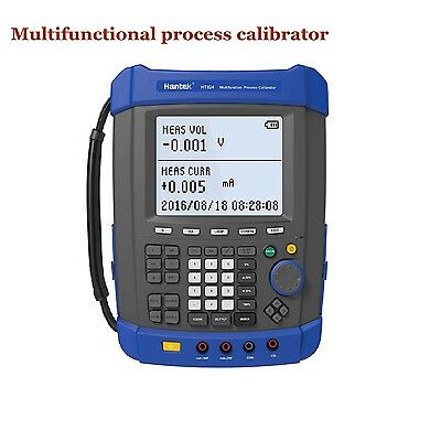 Hantek Process Calibrator HT824 site calibration  industry instruments equipment
