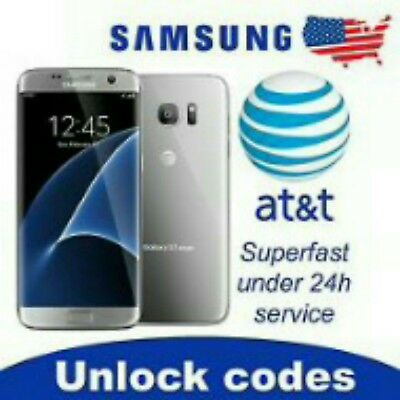 Unlock Service/Code For At&T Samsung Galaxy S2,S3,S4 Note 2,3,4, Clean Imei