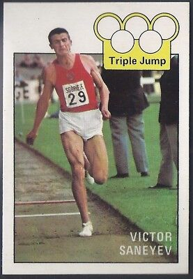A&bc-Olympics (X36)1972-#24- Athletics - Victor Saneyev